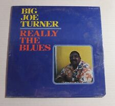 BIG JOE TURNER Really The Blues LP Big Town Rec. BT-1007 US 1978 SEALED M 0H