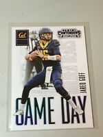 F45287  2016 Panini Contenders Draft Picks Game Day Tickets #2 Jared Goff
