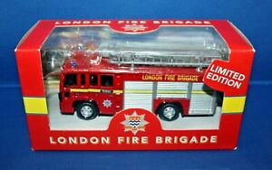 LONDON FIRE BRIGADE EUSTON VOLVO FIRE ENGINE 1/48 scale by RICHMOND TOYS LTD EDT
