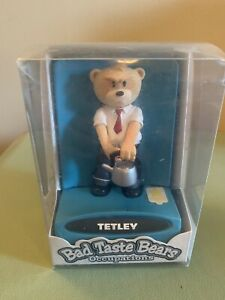Bad Taste Bears - Tetley, From The Occupation Range. Peeing In The Kettle