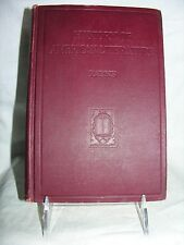 HISTORY OF AMERICAN LITERATURE, BY PAYNE HARD COVER