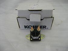 New Kohler OEM Starter Relay/Solenoid 2543508 2543508-S