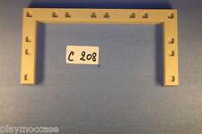 (C208) playmobil pièce systyme X bâtiment aéroport 4311