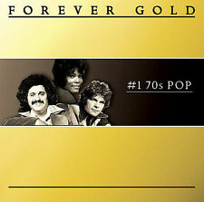 Various Artists : Forever Gold: Number 1, 70s Pop CD