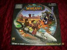 MEGA BLOKS WORLD OF WARCRAFT 91025