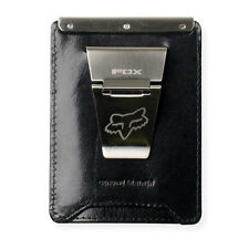 59076-001 Fox C Note Wallet With External Money Clip