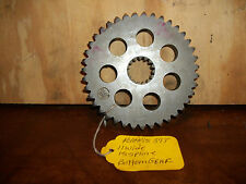 Polaris Snowmobile 39 Tooth 11 Wide Bottom Drive Gear