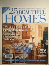 25 Beautiful Homes Magazine September 2001 Real Life Homes Gothic Design