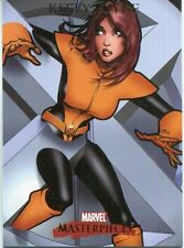 Marvel Masterpieces 2007 Base Card #47 Kitty Pryde