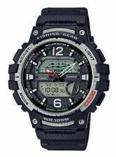 Reloj hombre anadigi Casio WSC-1250H-1AVEF-Resina Negra-Fishing Gear-Fase Lunar