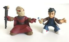 DOCTOR WHO TIME SQUAD FIGURES - Tenth Doctor and Sycorax