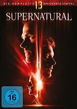 Supernatural Straffel 13 (DVD, 2017)