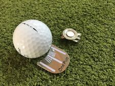 One Putt Golf Ball Marker Putting Training Alignment Aid for Odyssey Putters