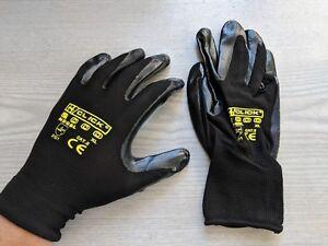 Click 2000 NiteStar Nitrile Coated Gloves - XL