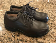 Apex Biomechanical Classic Oxford Brown Shoes Men's Size 9