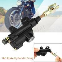 Universal Hinten Bremspumpe Fußbremse Bremszylinder Motorrad ATV Dirt Pit