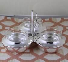 Silver Triplet Set
