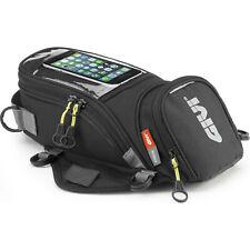 Givi EA106B Easy-T Range Magnetic Tank Bag 6L Universal Non Slip Base Tankbag