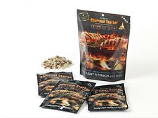 (10) ea Insta Fire IF3PKFS 3 pack 2.2 oz Instant Fire Starter Pouches