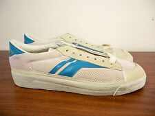 NOS New Keds White Leather Low Top Basketball Shoes Sneakers Mens Kicks Size 7.5