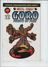 Mortal Combat Goro #1-3 Set vf/nm