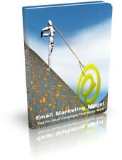 Email Marketing Mogul Pdf eBook W/Master Resell Rights