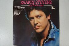 Shakin' Stevens and The Sunsets 1981 Originalalbum (LP34)