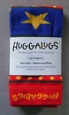 HUGGALUGS Legwarmers *Toy Soldier* Kids Baby Winter Leggings Australian Made
