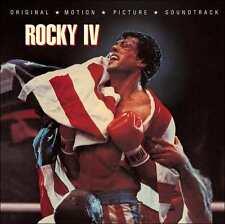 ROCKY 4 / IV  Soundtrack (BONUS TRACK) (Remastered) (CD) Sealed