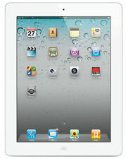 Apple iPad 2 64GB, Wi-Fi + Cellular (Unlocked), 9.7in - White