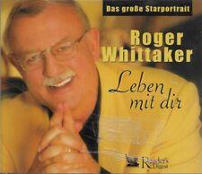 4-CD-BOX: Roger Whittaker - Leben mit Dir...