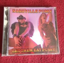 Nashville Pussy Let Them Eat Pussy Amphetamine Reptile Records Audio CD (1997)