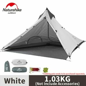 Naturehike Spire Hiking Camping Tent 1 person Outdoor Ultralight 20D Silicone Ny