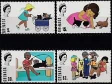 Grenada postfris 1970 MNH 350-353 - Honden / Dogs (h037)