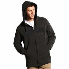 NWT Men's Washington Capitals Full-Zip Hooded Applique Sweatshirt Gray Large