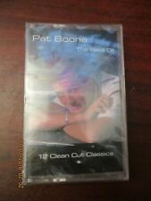 Pat Boone The Best of  Audio Music Cassette Tape