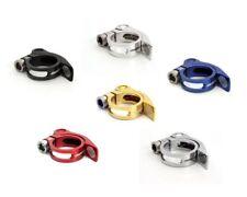 MSC Titanium ERGO Quick Release clamp 31.8mm - BLACK