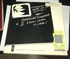 Solid Gold Scrapbook October 10 - 14 1988 Elvis Simon & Garfunkel The Shirelles