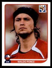 Panini World Cup 2010 - Waldo Ponce Chile No. 624
