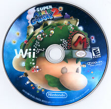 Super Mario Galaxy 2 Game Disc for Nintendo Wii- Free shipping, great condition