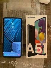Samsung A51 64 GB Black Unlocked Dual Sim