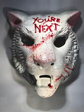 You're Next Tiger Mask (Bloody) - Halloween Mask Killer