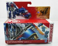 Hasbro Transformers One Step Optimus Prime Deluxe Class Action Figure Toy In Box