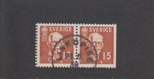 Schweden 1938 Mi. 251 B/Dr gest.