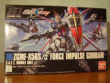 Gundam HG 198 ZGMF-X56S/a Force Impulse Gundam Model Kit Bandai 1/144 scale