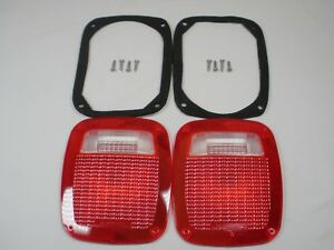 Tail Lights For 1982 Ford F 150 For Sale Ebay