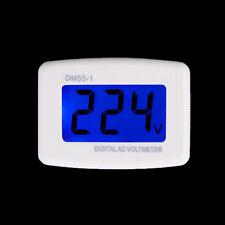 AC 80-300v LCD Digital Voltage Meter Voltmeter Plug Electric Pen Meters GT