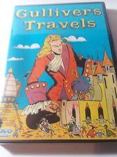 Gulliver's Travels Animated DVD. Brand New Sealed!!