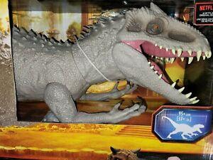 "The Jurassic World Camp Cretaceous SUPER COLOSSAL Indominus Rex 37"""