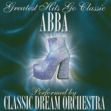 Abba Greatest Hits GO Classic (performed by Classic Dream Orchestra, 2001, 12 TR